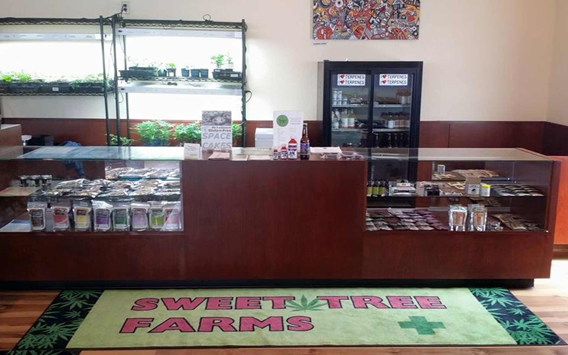 Sweet Tree Farms Oregon Marijuana Dispensary — Leafly List Spring 2017