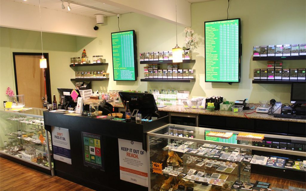 The Green Planet Beaverton Oregon Marijuana Dispensary — Leafly List Spring 2017