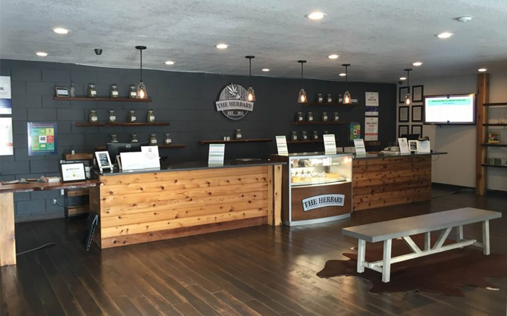 The Herbary Oregon Marijuana Dispensary — Leafly List Spring 2017
