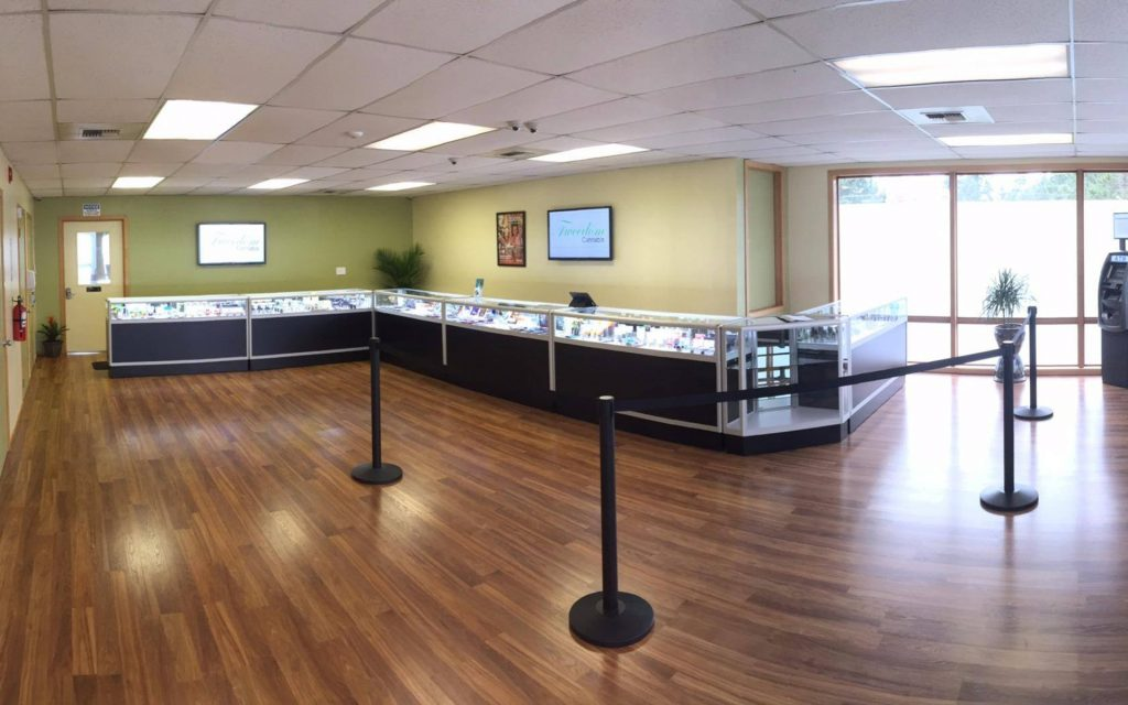 Fweedom Cannabis Mountlake Terrace Washington Marijuana Dispensary — Leafly List Spring 2017