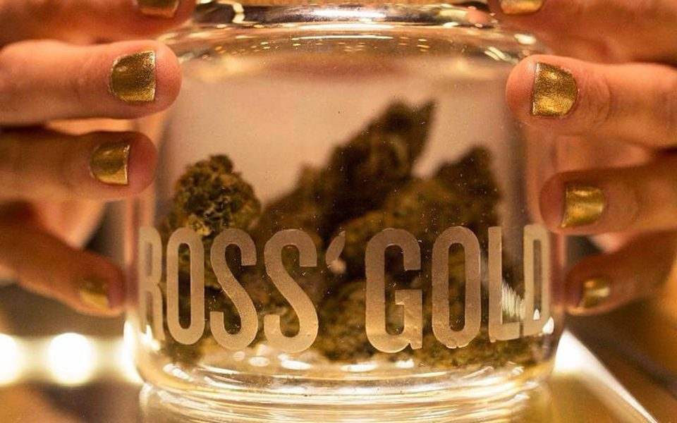 Ross' Gold Cannabis