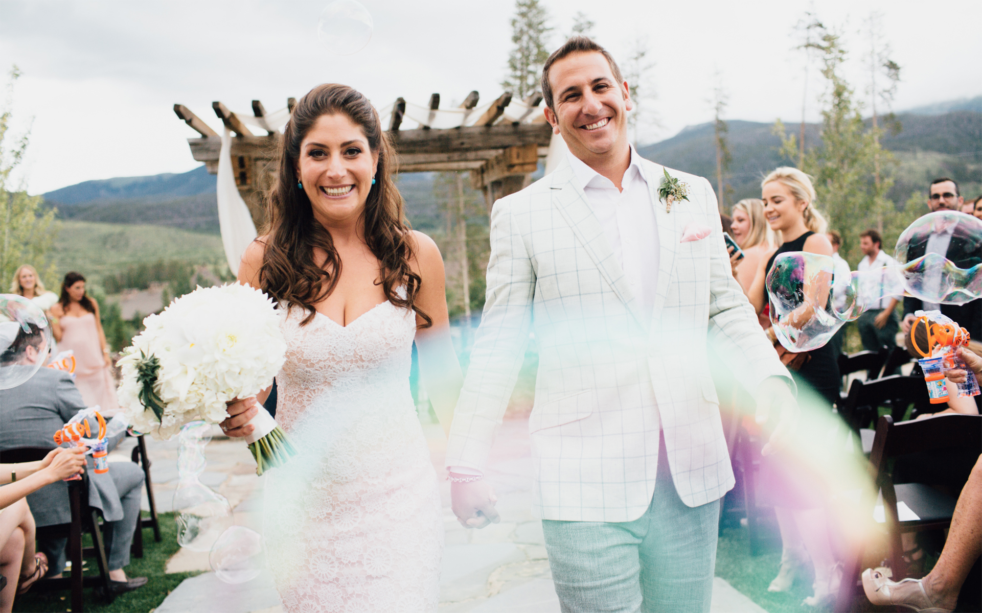5 Real Weed Weddings in Photos