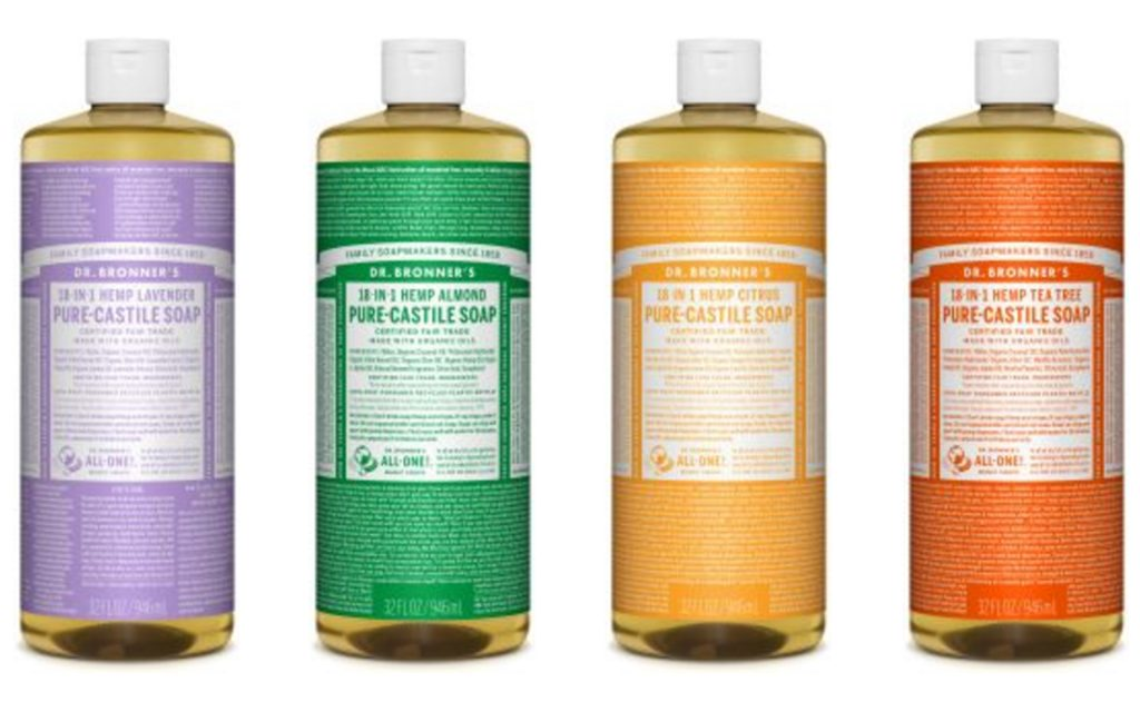 (Courtesy of Dr. Bronner's)