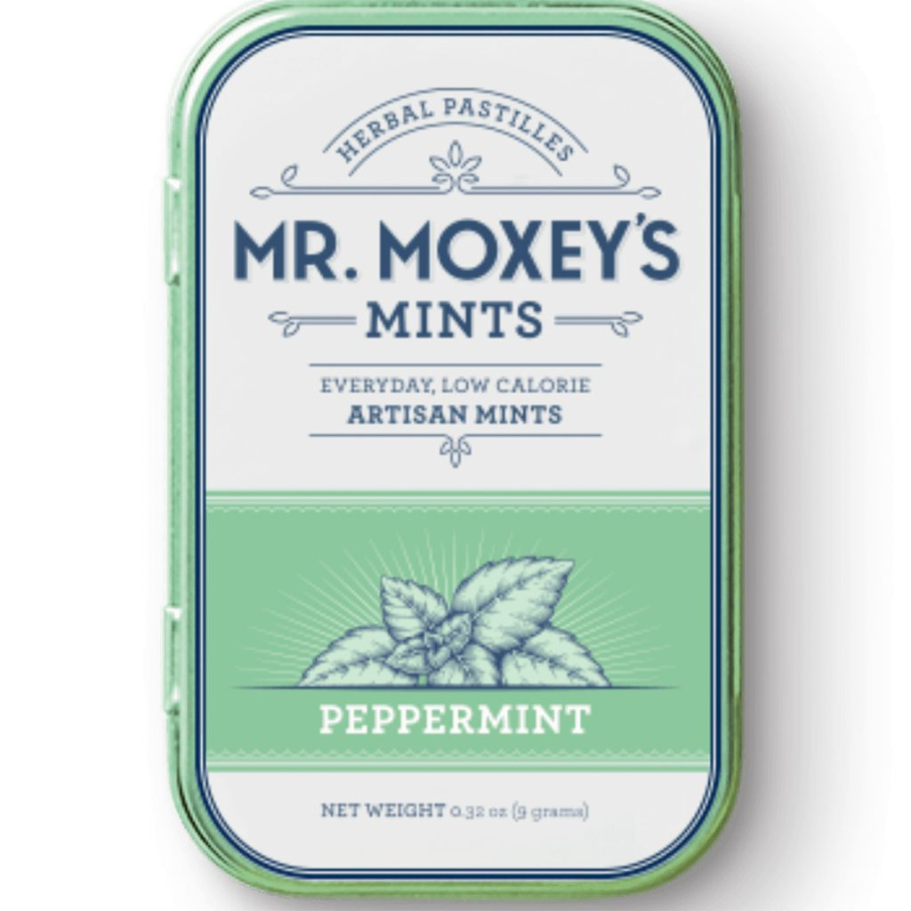 Mr. Moxey's Sativa Cannabis-Infused Peppermints
