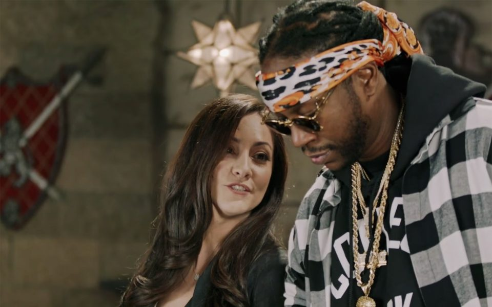 Watch This: 2 Chainz Gets High in the Most Expensive Fashion for GQ