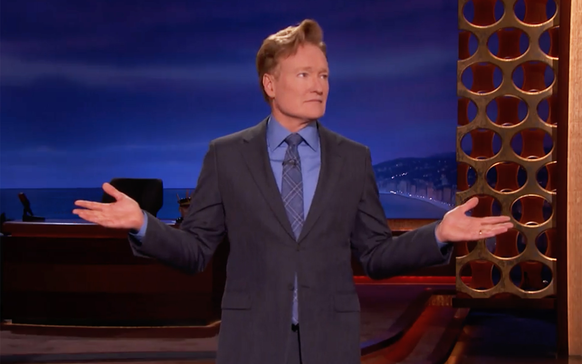 Watch This: Conan O'Brien Pokes Fun at Colorado's Drive-Thru Dispensaries