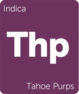 Thp Tahoe Purps Leafly cannabis strain tile