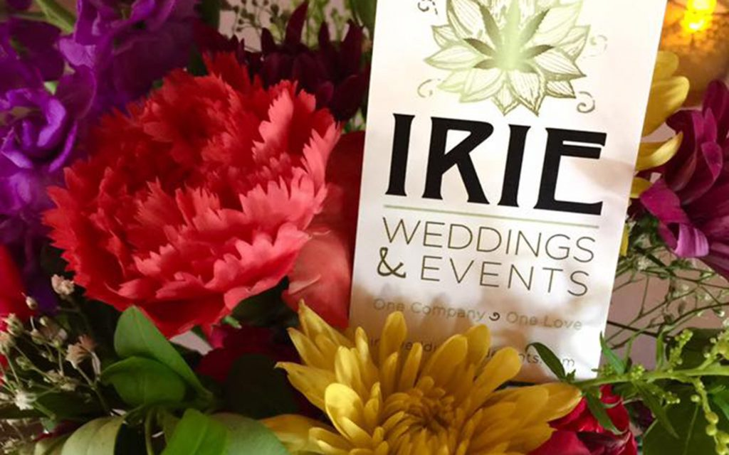 (Courtesy of Irie Weddings and Events)