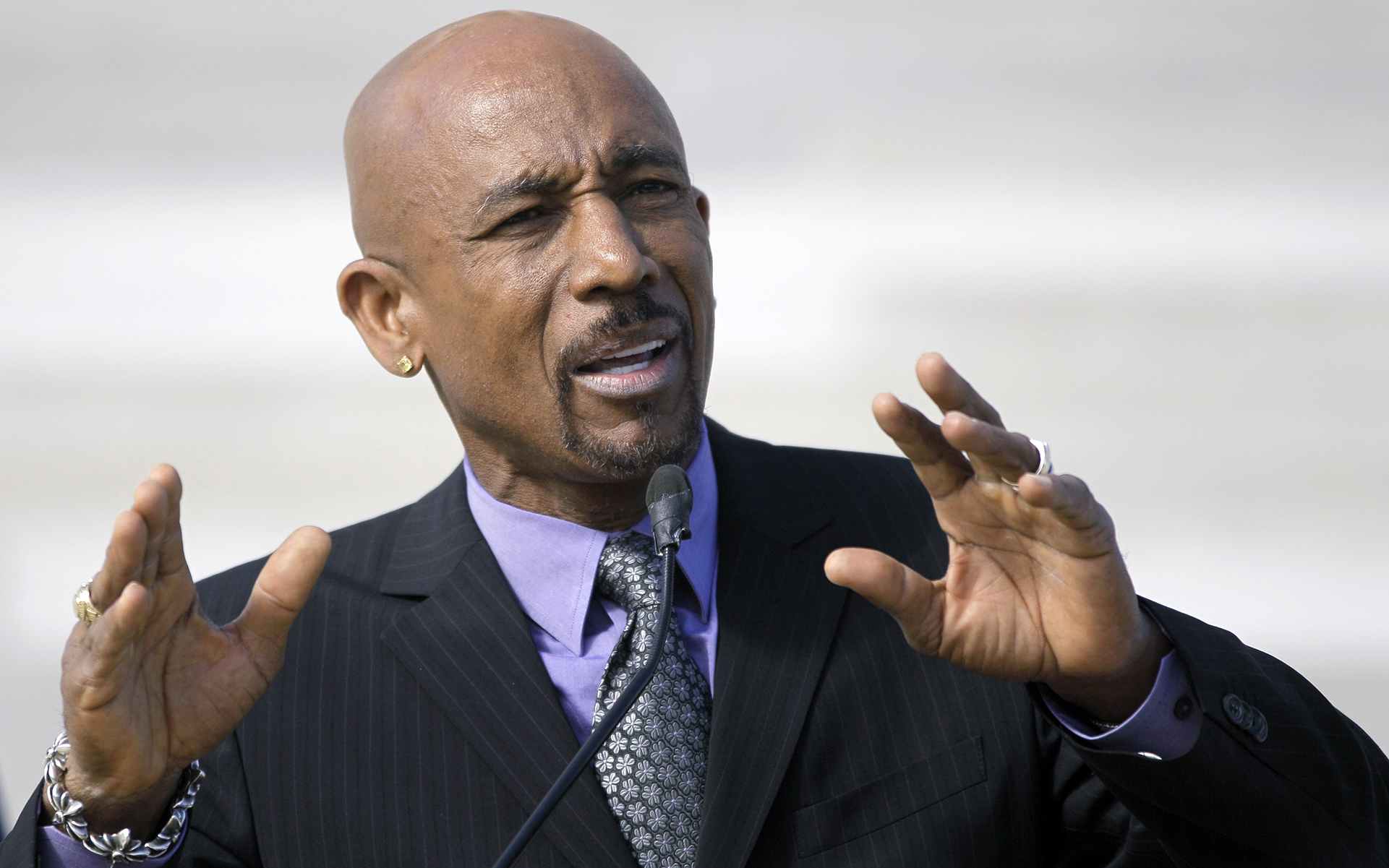 'This Trail Was Blazed by Patients': An Interview With Cannabis Advocate Montel Williams