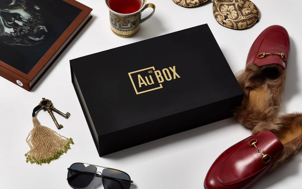 The Aubox is the gold standard of stoner care packages