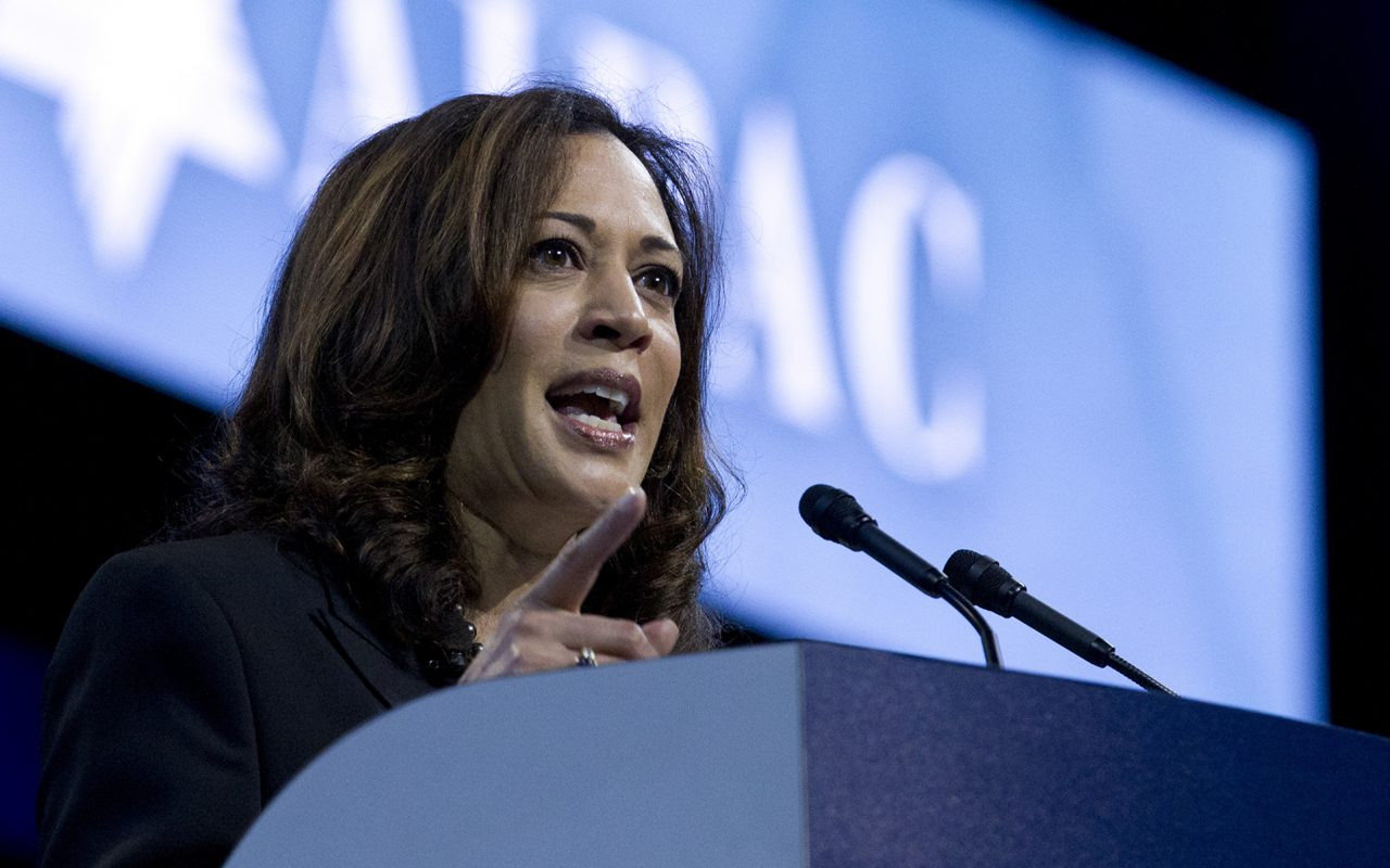 Calif Sen Harris Warns Sessions We Dont Need Help