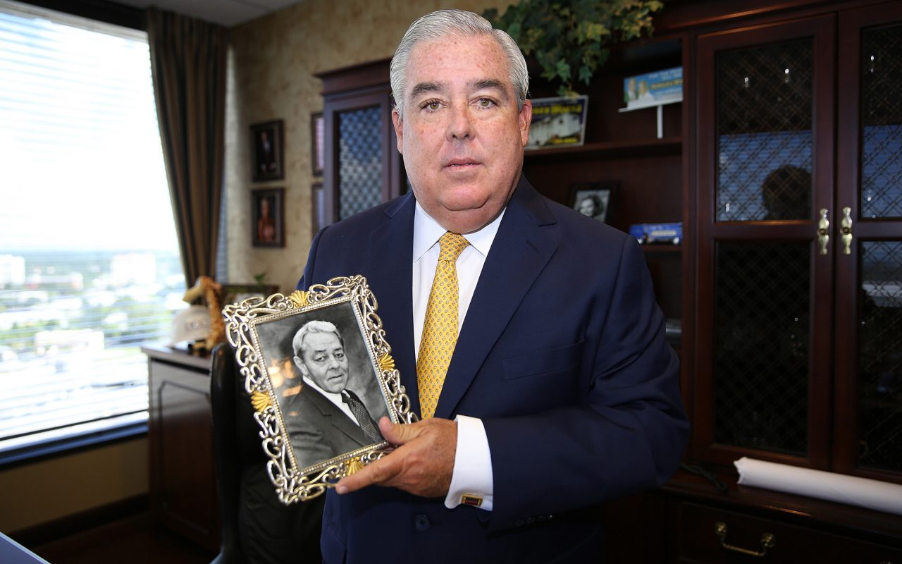 Florida Attorney John Morgan Considering 100m Investment