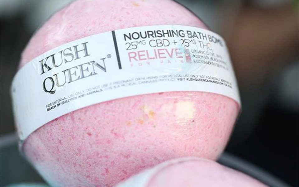 6 of the Best Cannabis Bath Products on the Market