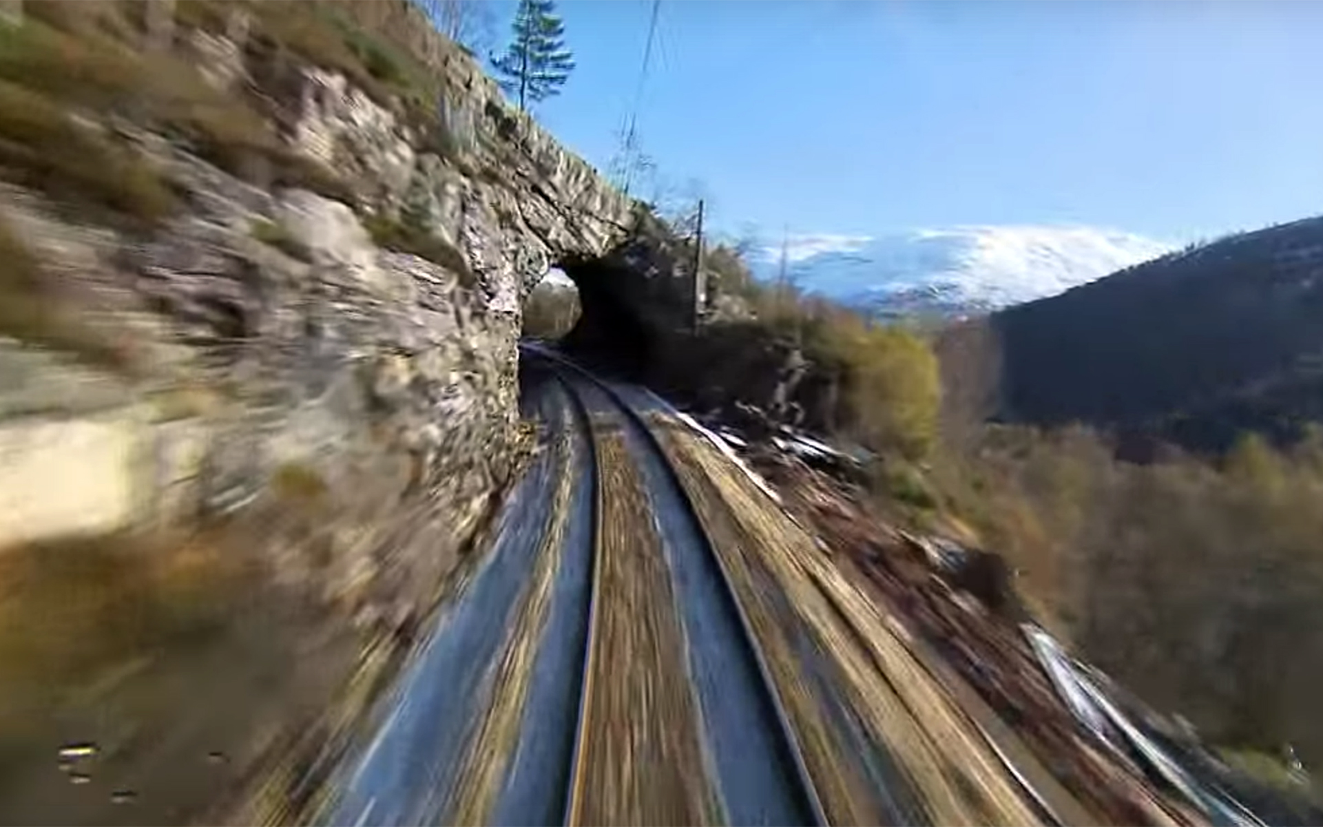 The Ultimate Stoned Staycation: Take a Virtual Cannabis-Fueled Train Ride