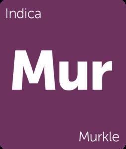 Mur Murkle Leafly cannabis strain tile