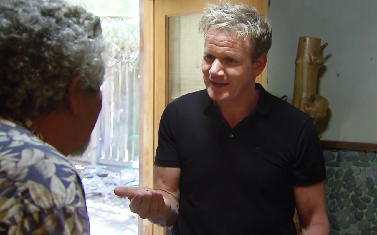 Watch This: Gordon Ramsay Meets a Stoner Stereotype