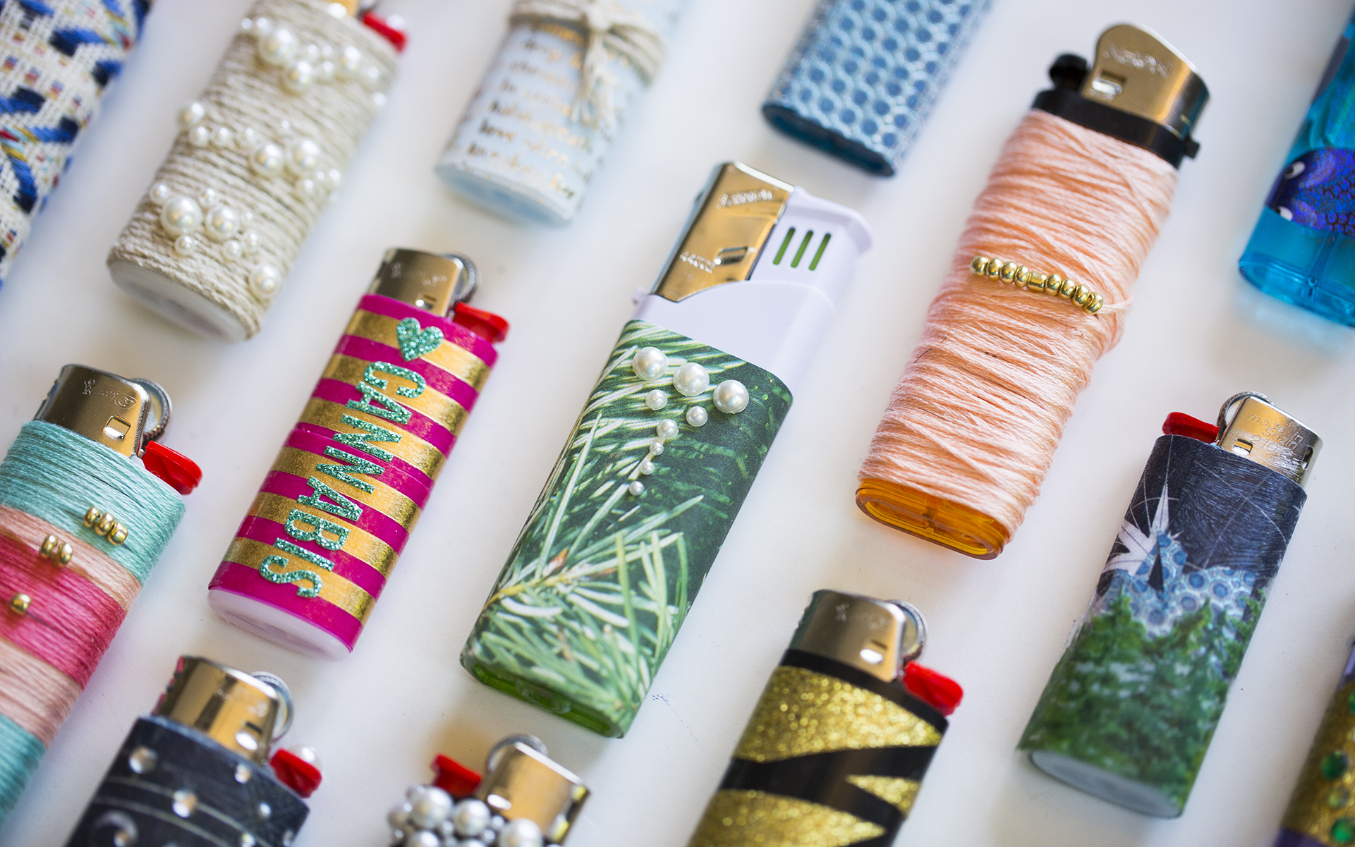 High DIY: How to Decorate Your Own Unique Lighters in 11 Creative Designs   Leafly