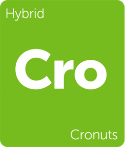 Cro Cronuts Leafly cannabis strain tile