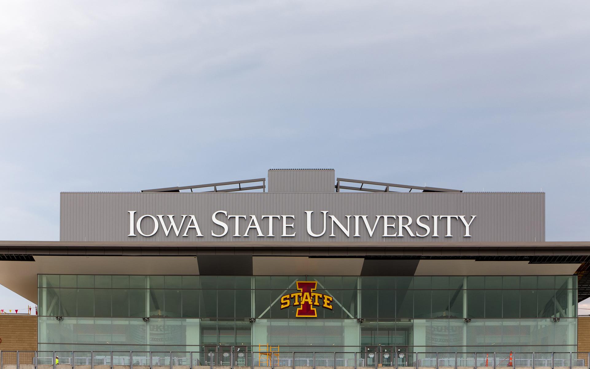 Iowa state university - Iowa State University 53