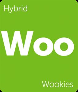 Woo Wookies Leafly cannabis strain tile