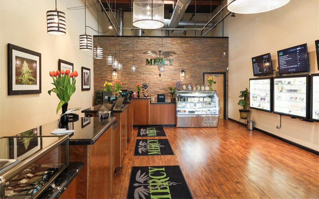 Mercy Wellness of Cotati medical marijuana dispensary in Cotati, California