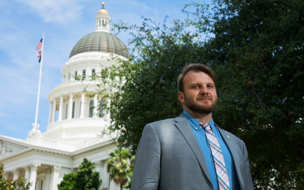 He's not an illicit grower, but he understands their dilemma: Hezekiah Allen works to create an easier pathway into the legal industry as a lobbyist for the California Growers Association.