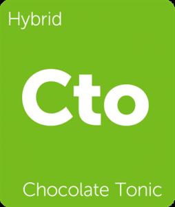 Leafly Chocolate Tonic hybrid cannabis strain