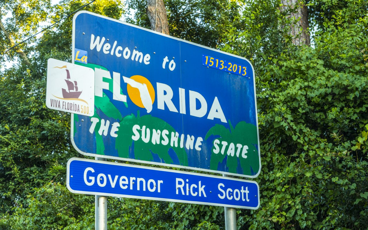 Florida Gov. will travel state to tout new appointment