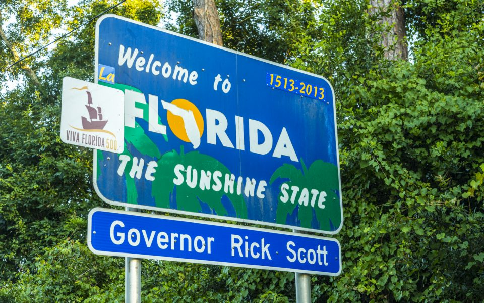 Florida Governor Signs Medical Marijuana Legislation