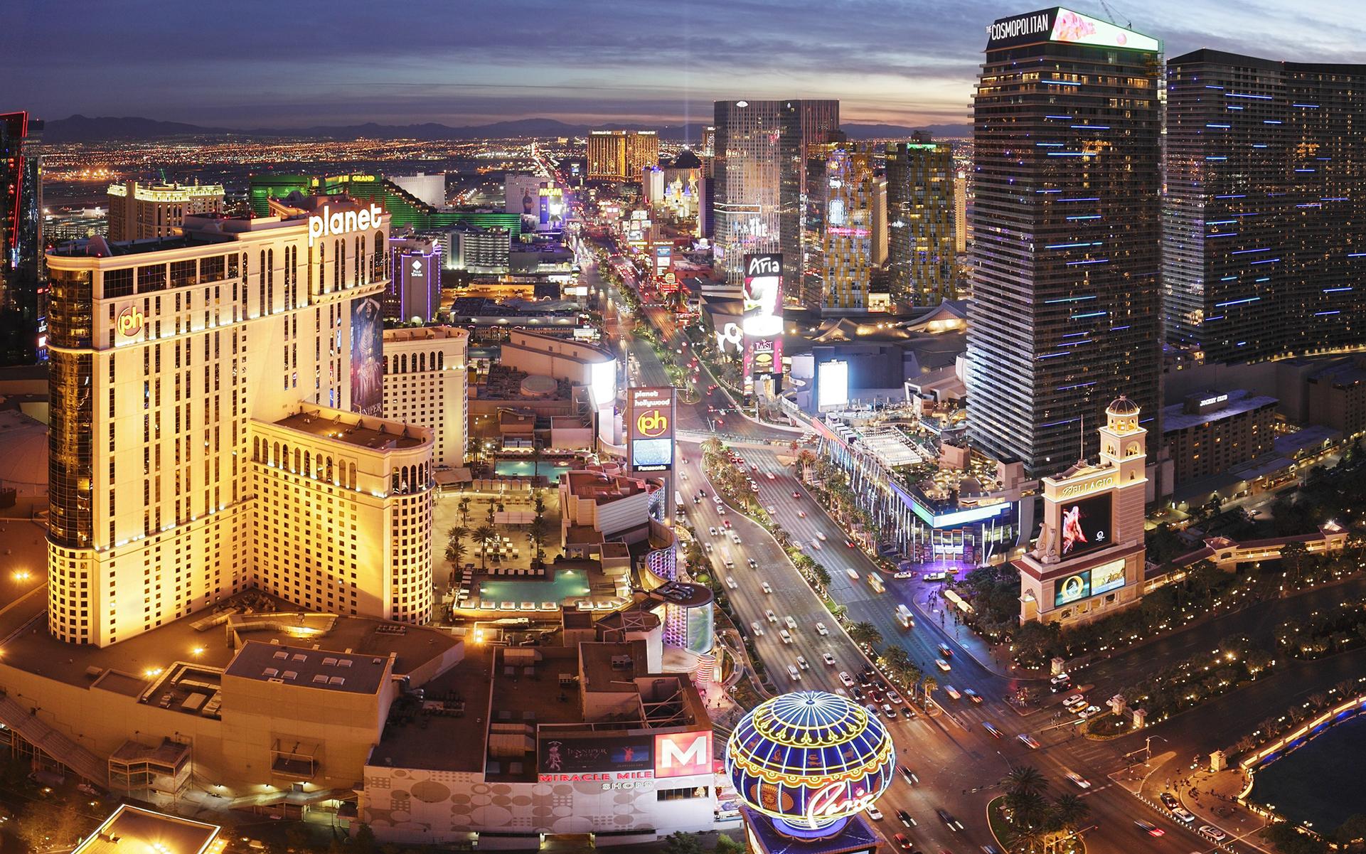 Las Vegas Blvd