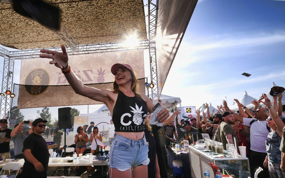 California Bill Would Ban Cannabis-Branded Hats, T-Shirts, Other Merchandise