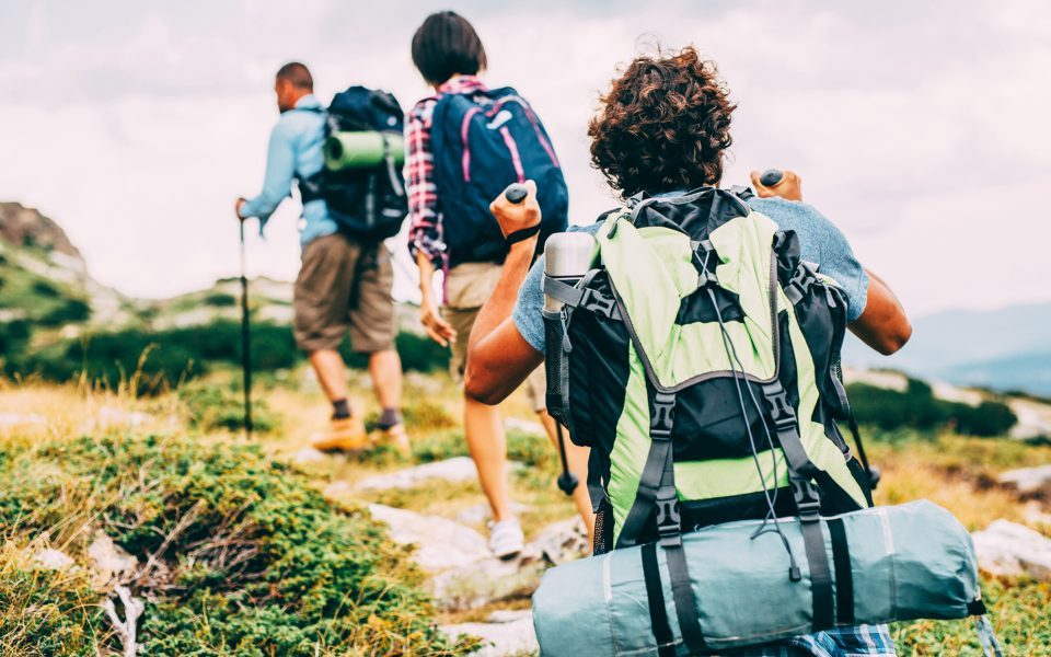 How I Survived Backpacking With My Friends Using Edibles