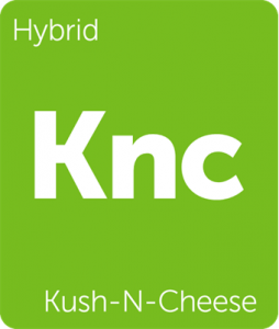 Kush-N-Cheese Leafly cannabis strain tile