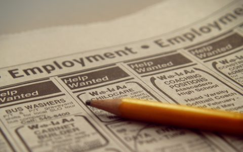 Image result for employment newspaper