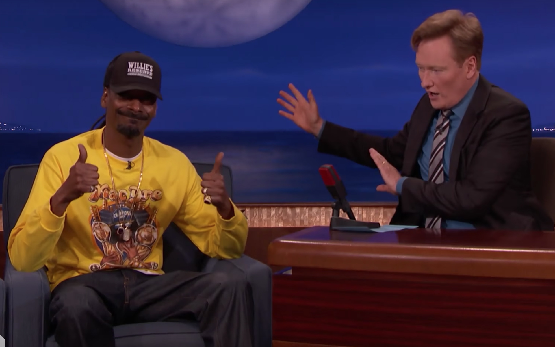 Watch This: Guess Which Two Celebs Get 'Special' Trailers When Visiting Conan?