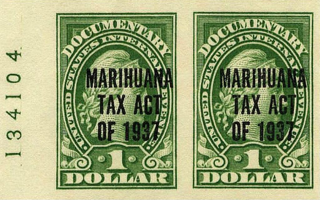5 Facts About The Marihuana Tax Act of 1937 | Leafly