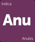 Anubis Leafly Cannabis strain tile