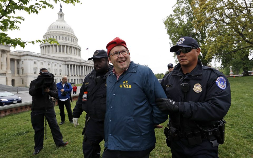 Charges Dropped Against DC Activist After 4/20 Arrest