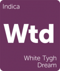 Leafly White Tygh Dream indica cannabis strain