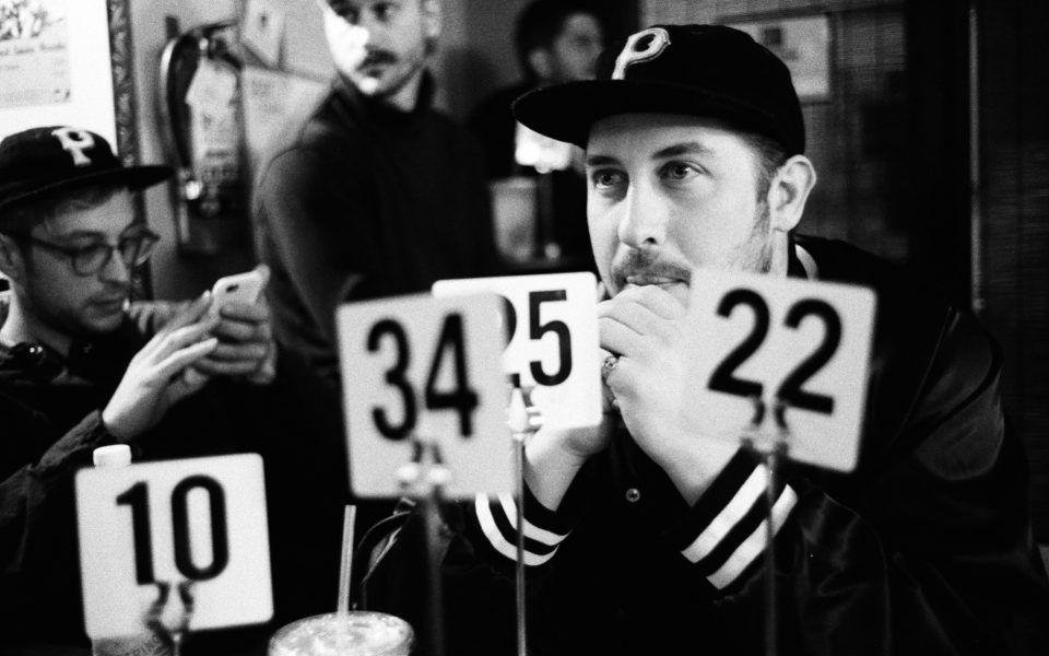 The Spark: Portugal. The Man's Kyle O'Quin on Creativity and Pairing Beethoven With Blue Dream
