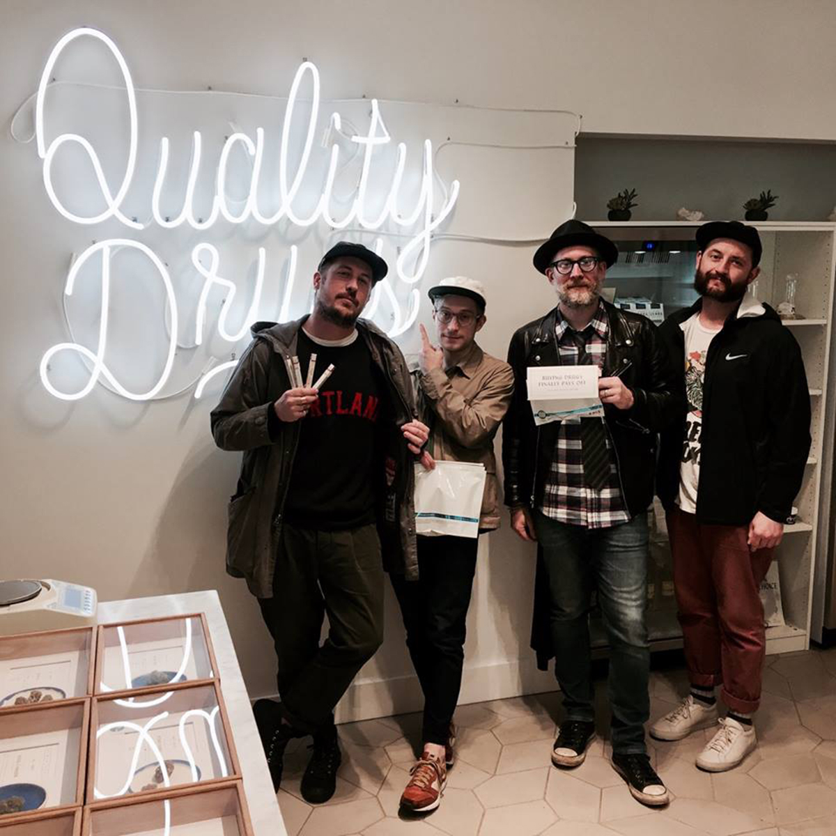 The Spark: Portugal. The Man's Kyle O'Quin on Marijuana and Music   Leafly