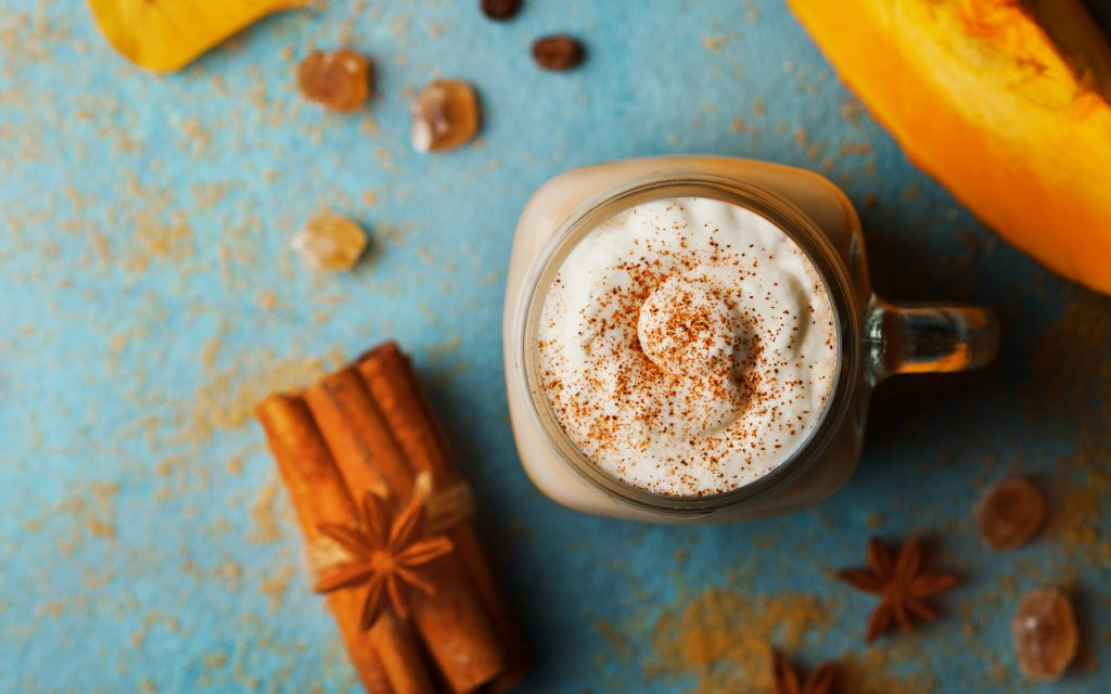 Marijuana-Infused Pumpkin Spice Latte Recipe | Leafly