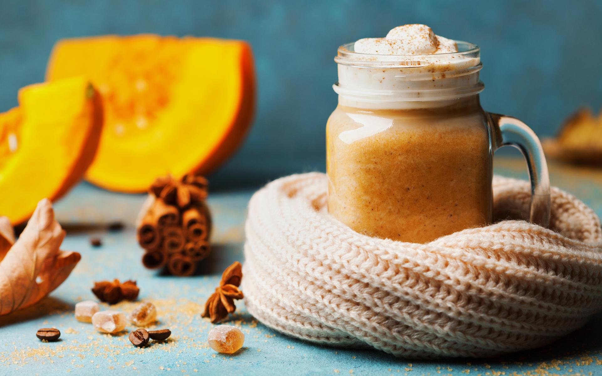 Marijuana-Infused Pumpkin Spice Latte Recipe   Leafly