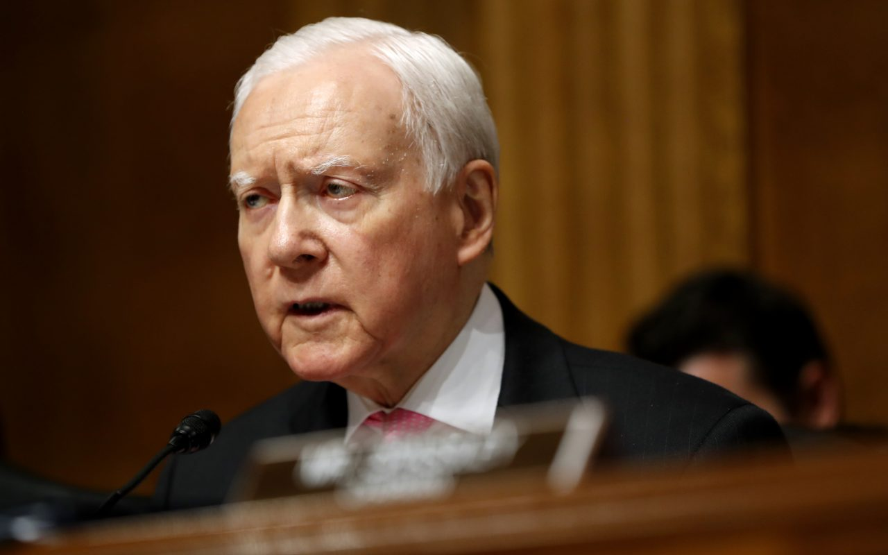 orrin chat Utah republican sen orrin hatch retiring after four decades every good fighter knows when to hang up the gloves, hatch said.