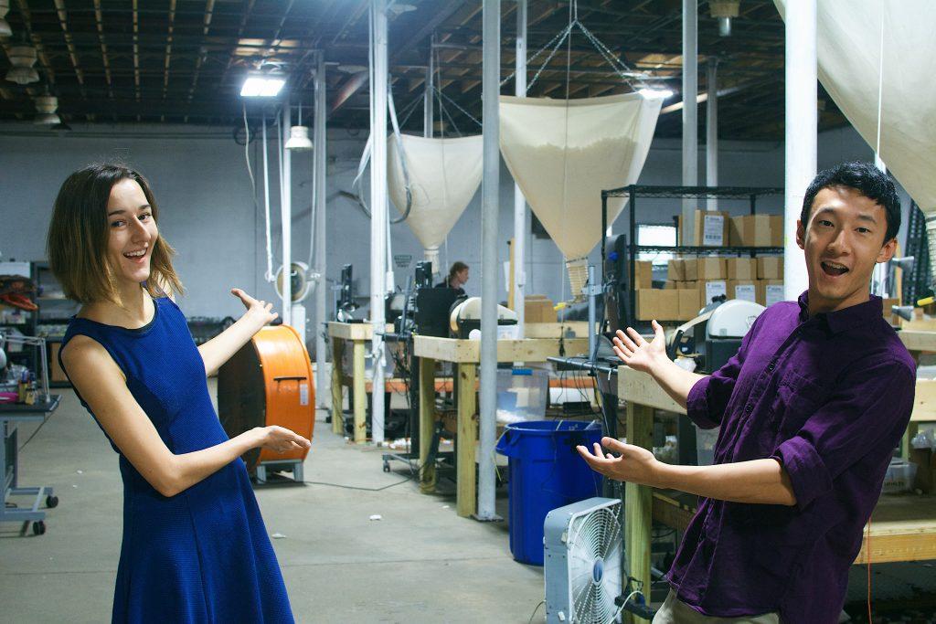 Inside Smoke Cartel's warehouse