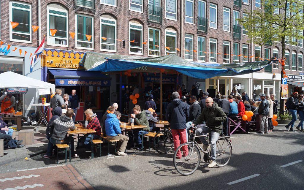 Amsterdam Cannabis Coffeeshop: Kashmir