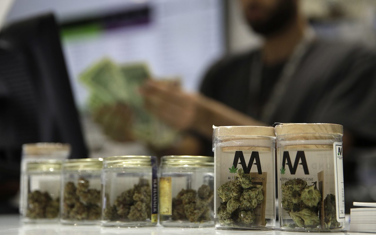 Nevada Dispensaries Sold a Record-Breaking $27 Million of Cannabis in July