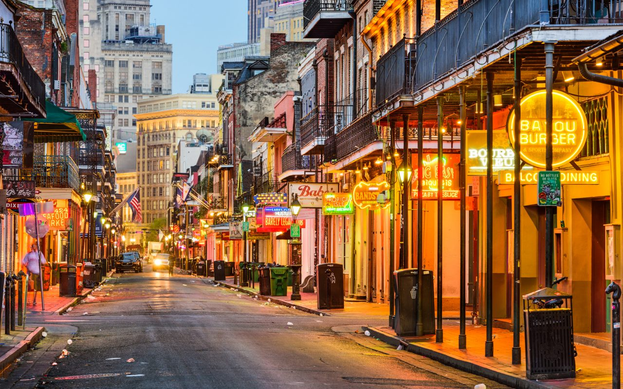 louisiana bourbons Choose from three unique and versatile venues with authentic bourbon street appeal and the coveted bourbon street balcony rental for your event or party.