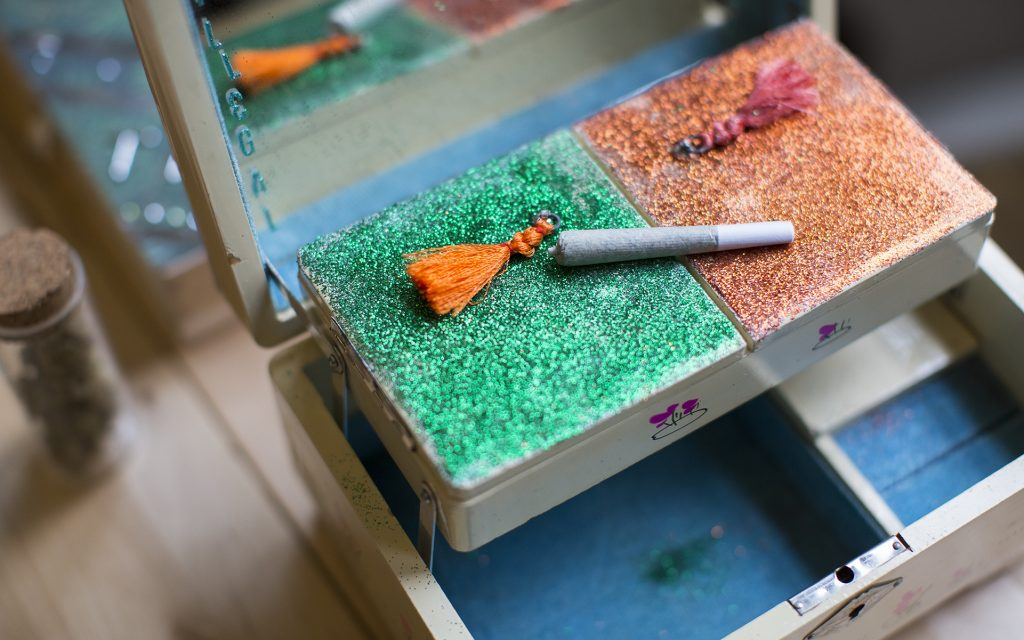 High DIY: How to Craft a Personalized Marijuana Stash Box | Leafly