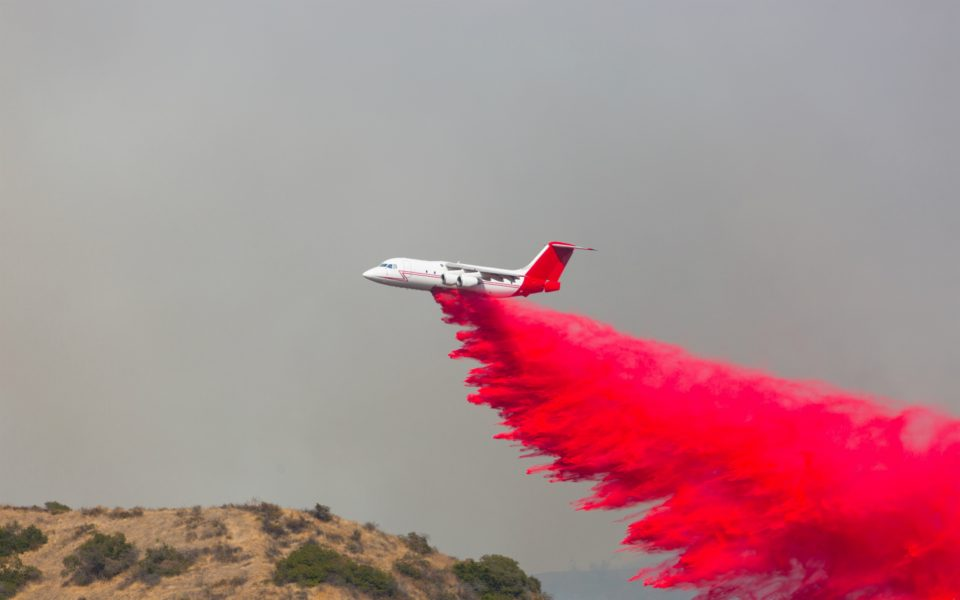 California Wildfire Explainer: Toxic Smoke, Cannabis, and Your Health